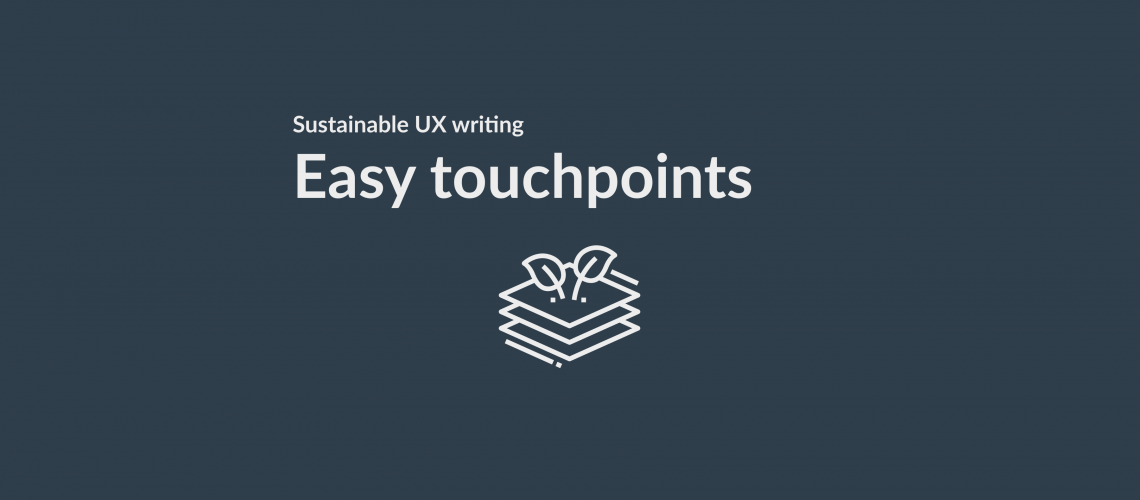 Blog Header for ux writing