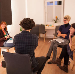 Facilitating a UX writing workshop