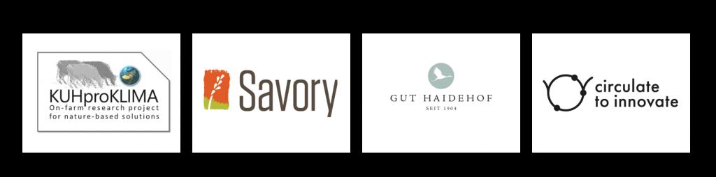 Logos from regenerative organizations